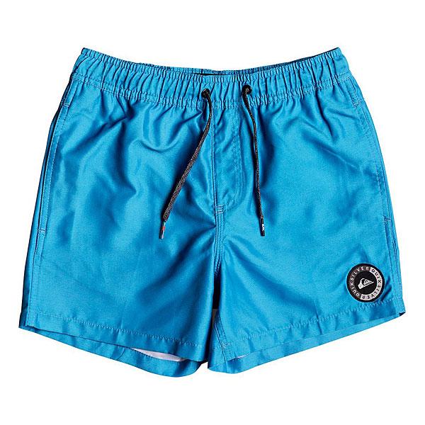 Шорты пляжные детские Quiksilver Everydayvlyth13 Atomic Blue шорты пляжные детские quiksilver hightechyth16 real teal
