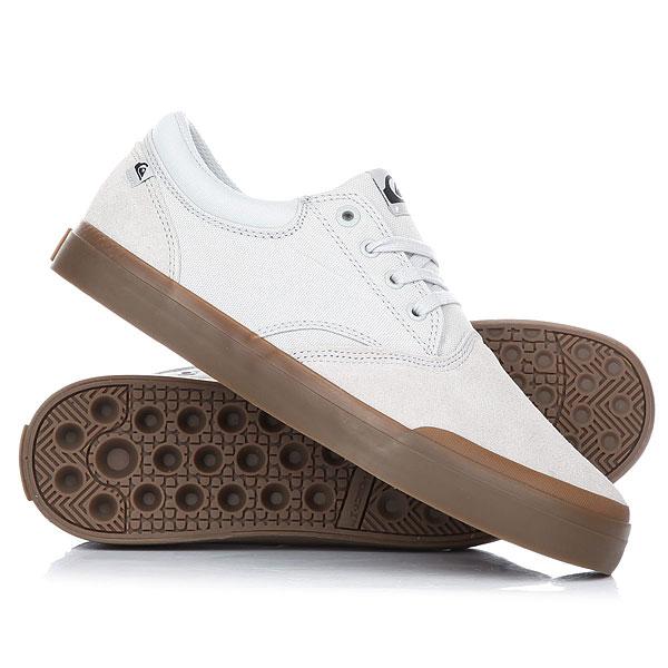 Кеды кроссовки низкие Quiksilver Verant Grey кеды кроссовки низкие детские quiksilver beacon black grey white