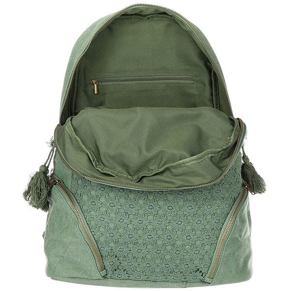 Рюкзак городской женский Roxy Bombora Olive