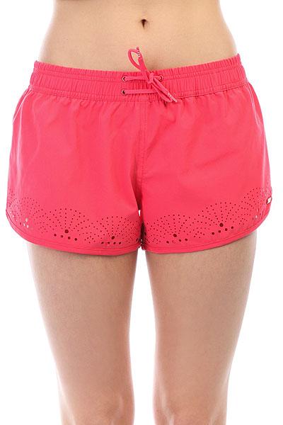 Шорты пляжные женские Roxy Festbazar Rouge Red пляжные женские шорты цена