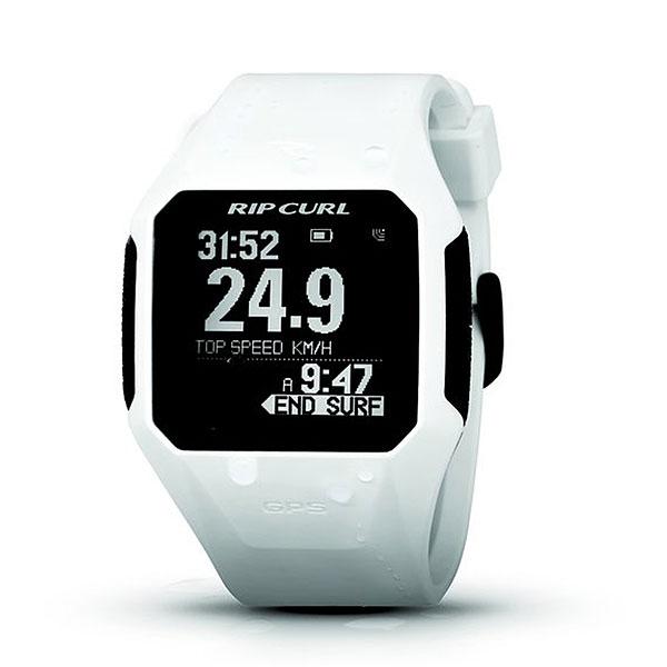 Электронные часы Rip Curl Search GPS 1000 White гидрофутболка rip curl corpo white