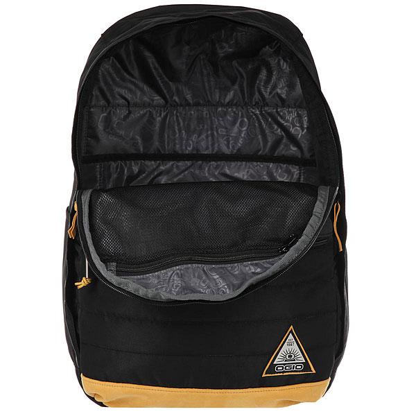 Рюкзак городской Ogio Lewis Pack Black/Matte