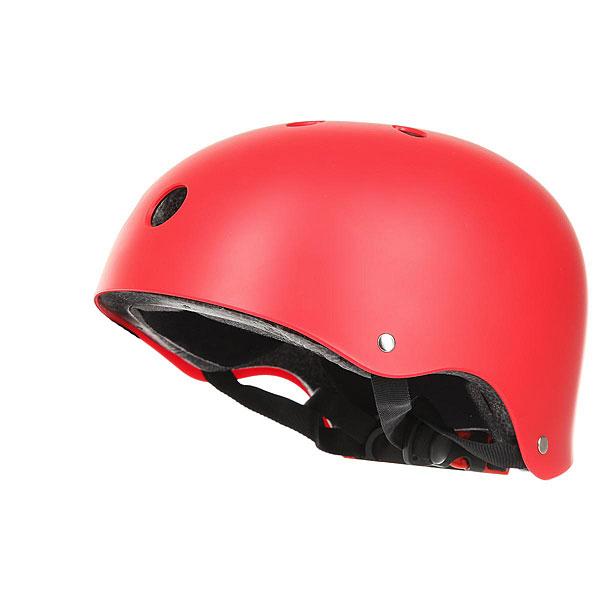 Шлем для скейтборда Madrid Helmet RedЛегкий скейтбордический шлем из прочного пластика с пенным внутренником.Технические характеристики: Прочный пластик.Вентиляционные отверстия.Пенный внутренник защищает голову от ударов.Регулируемый ремешок.Сертификат EN 1078.Шлем предназначен только для скейтбординга!<br><br>Цвет: красный<br>Тип: Шлем для скейтборда<br>Возраст: Взрослый<br>Пол: Мужской