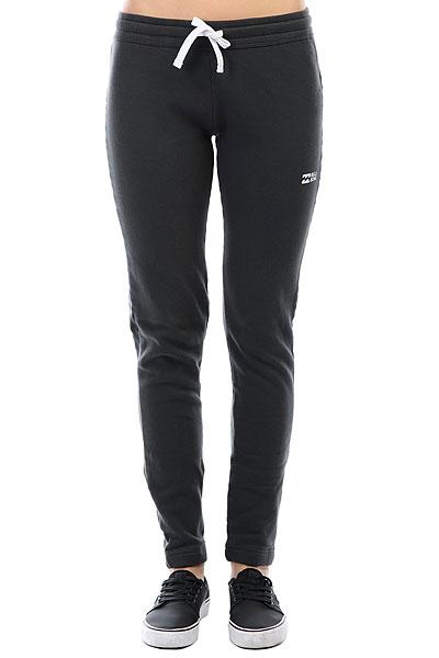 Штаны спортивные женские Billabong Essential Pant Off Black