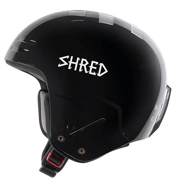 Шлем для сноуборда Shred Basher Eclipse Black куплю защиту подбородка jofa в москве