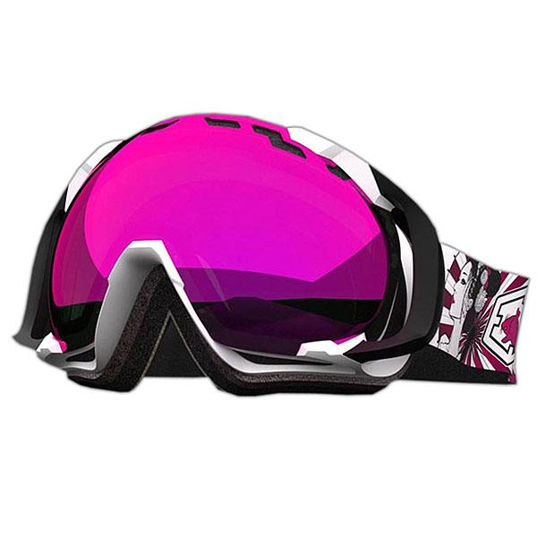 Маска для сноуборда OUT OF Edge Бонус Линза В Комплекте Rising (violet Mci)Край масок серии Edge специально сделан так, чтобы идеально сочетаться со шлемом.Характеристики:Оснащена специальными боковыми опорами, предотвращая любые возможные смещения маски. Система вентиляции по бокам, не допуская входа наружного воздуха, но сохраняя теплый воздух внутри. Гипоаллергенное тройное покрытие плотным слоем пены. Защитное покрытие от царапин. Поле зрения: 183 ° по горизонтали. Наполнитель: гипоаллергенная пена тройной плотности.  Сферическая линза MCI из поликарбоната с зеркальным напылением, устойчивым к царапинам.Антитуманное и гидроотталкивающее покрытие. Совместимость со шлемом. Сменная линза в комплекте.<br><br>Цвет: мультиколор<br>Тип: Маска для сноуборда<br>Возраст: Взрослый<br>Пол: Мужской