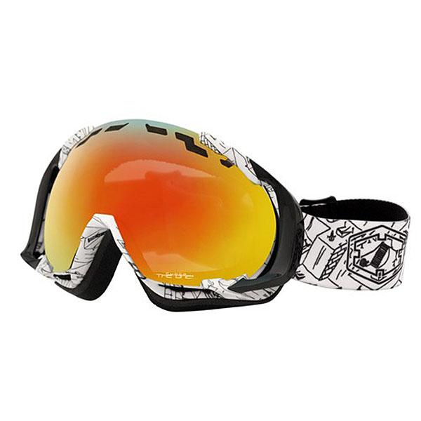 Маска для сноуборда OUT OF Edge Snowpark The One FuocoКрай масок серии Edge специально сделан так, чтобы идеально сочетаться со шлемом.Характеристики:Оснащена специальными боковыми опорами, предотвращая любые возможные смещения маски. Система вентиляции по бокам, не допуская входа наружного воздуха, но сохраняя теплый воздух внутри. Гипоаллергенное тройное покрытие плотным слоем пены. Защитное покрытие от царапин. Поле зрения: 183 ° по горизонтали. Наполнитель: гипоаллергенная пена тройной плотности.  Сферическая линза MCI из поликарбоната с зеркальным напылением, устойчивым к царапинам.Антитуманное и гидроотталкивающее покрытие. Совместимость со шлемом.<br><br>Цвет: мультиколор<br>Тип: Маска для сноуборда<br>Возраст: Взрослый<br>Пол: Мужской