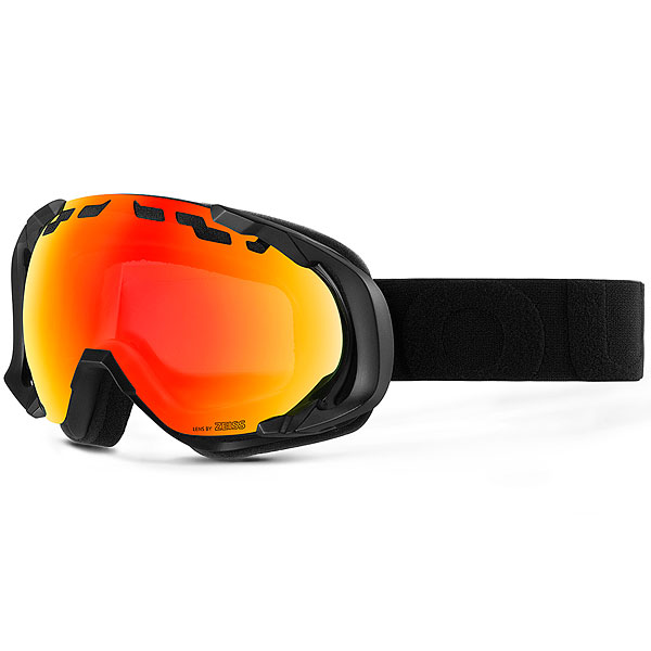 Маска для сноуборда OUT OF Edge Black(red Mci) маска для сноуборда oakley splice simon dumont signature black red