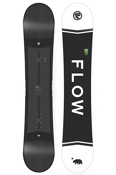 Сноуборд Flow Merc Black