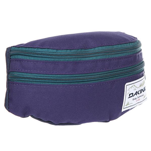 Сумка поясная Dakine Classic Hip Pack Imperial сумка поясная dakine classic hip 0 7l pack kava kav