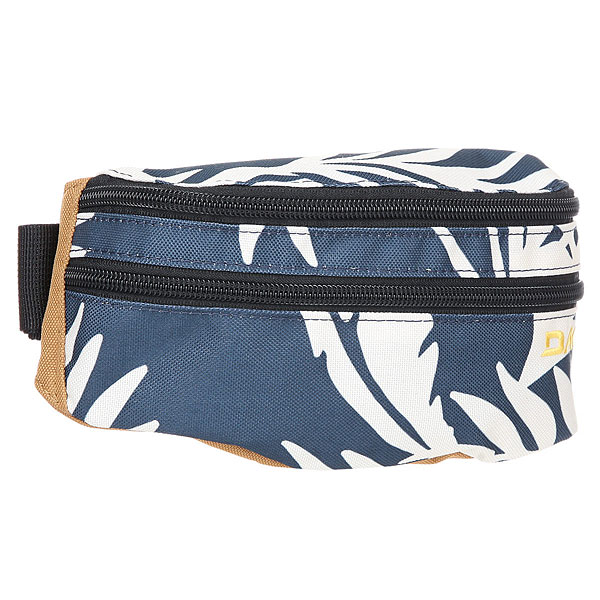 цена на Сумка поясная Dakine Classic Hip Pack Midnight Wailua Palm