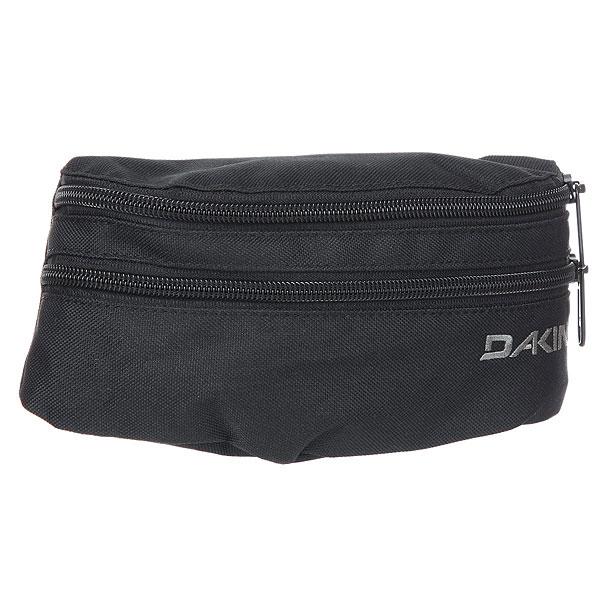 купить Сумка поясная Dakine Classic Hip Pack Black недорого