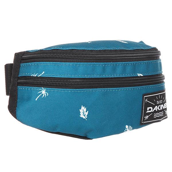 Сумка поясная Dakine Classic Hip Pack Dewilde сумка поясная dakine classic hip pack цвет синий черный 0 6 л