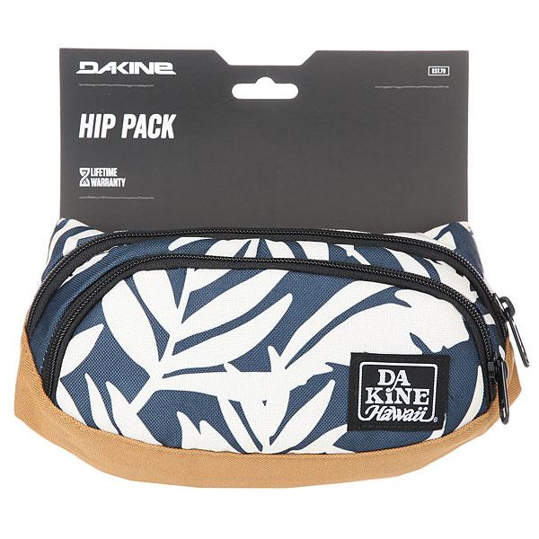 Сумка поясная Dakine Hip Pack Midnight Wailua Palm