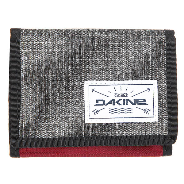 Кошелек Dakine Diplomat Wallet Willamette кошелек dakine diplomat wallet true blocks