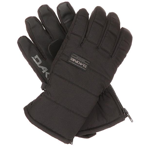 Перчатки сноубордические Dakine Omega Glove Black перчатки сноубордические dakine scout glove rasta