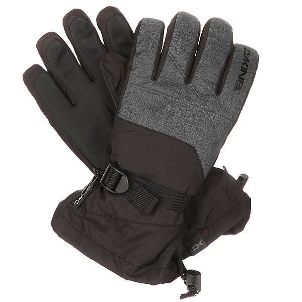Перчатки сноубордические Dakine Frontier Glove CarbonПрактичные сноубордические перчатки со спокойным универсальным дизайном, дополненным вышитым на указательном пальце логотипом Dakine, готовы встать на защиту Ваших рук в любую непогоду. Благодаря внешней мембранной дышащей ткани Gore-Tex в сочетании с утеплителем High Loft перчатки Dakine Frontier не пропустят внутрь холод и влагу, оставляя руки в приятном комфорте. Характеристики:Дышащая мембранная ткань Gore-Tex. Утеплитель: High Loft (110 / 170 г). Регулируемые на ремешке запястья. Утягивающийся манжет. Вышитый на указательном пальце фирменный логотип. Влагостойкая пропитка DWR. Материал ладони Rubertec. Материал верха: полиэстер, нейлон.<br><br>Цвет: черный,Темно-серый<br>Тип: Перчатки сноубордические<br>Возраст: Взрослый<br>Пол: Мужской