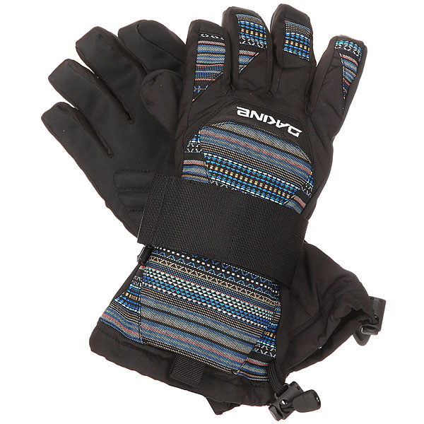 Перчатки сноубордические Dakine Wristguard Glove Cortez перчатки сноубордические dakine scout glove rasta