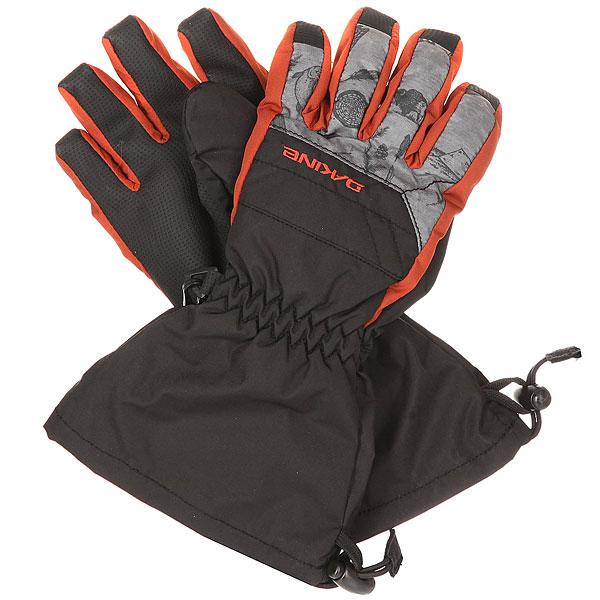 Перчатки сноубордические детские Dakine Yukon Glove Northwoods перчатки сноубордические dakine crossfire glove watts
