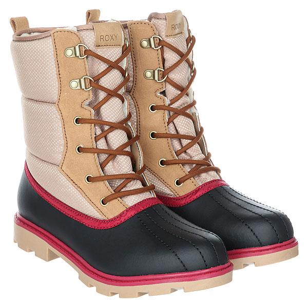 Ботинки зимние женские Roxy Canby Boot Brown