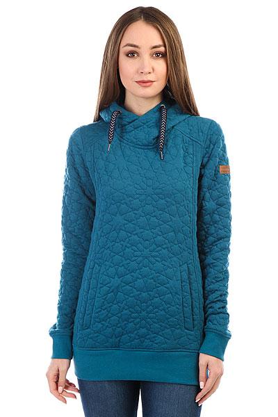толстовка сноубордическая детская burton bonded blue ray Толстовка сноубордическая женская Roxy Dipsy Ink Blue