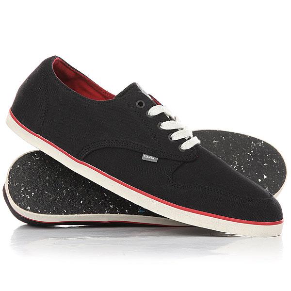 цены Кеды кроссовки низкие Element Topaz Black