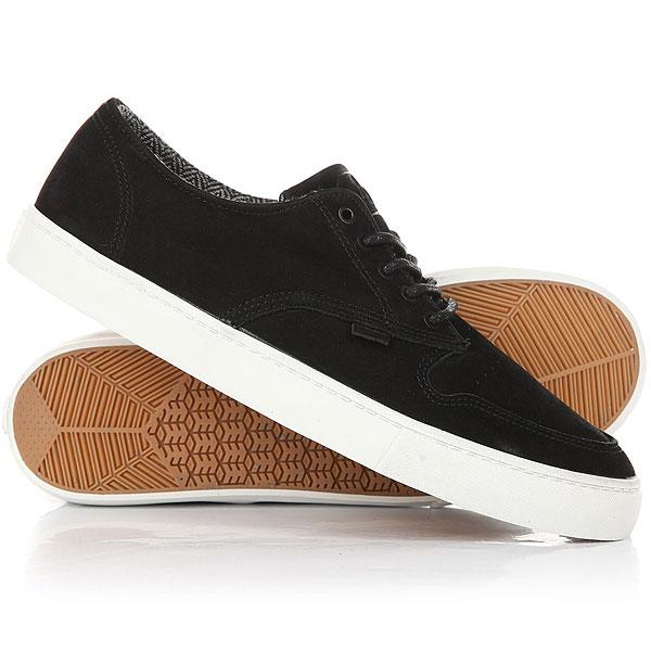 Кеды кроссовки низкие Element Topaz C3 Black Premium кеды кроссовки element topaz khaki specks