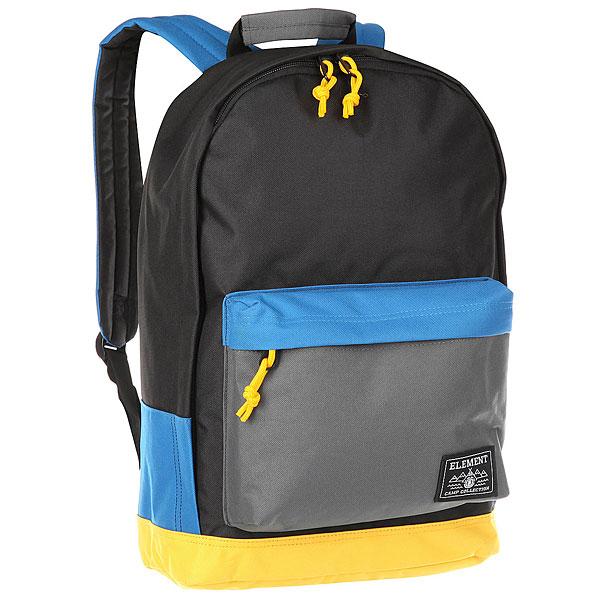 Рюкзак городской Element Beyond Bpk Fli Bla Sto Gre<br><br>Цвет: черный,серый,голубой,желтый<br>Тип: Рюкзак городской<br>Возраст: Взрослый<br>Пол: Мужской