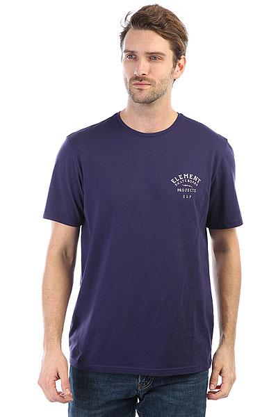 Футболка Element Tour Aura Purple<br><br>Цвет: фиолетовый<br>Тип: Футболка<br>Возраст: Взрослый<br>Пол: Мужской