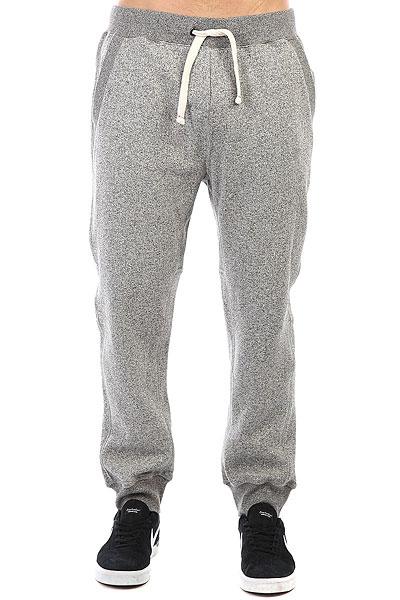 Штаны спортивные Element Campus Track Pant Grey Heather element aubin grey heather
