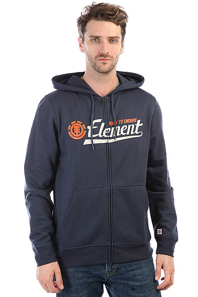 Толстовка классическая Element Signature Zh Eclipse Navy element толстовка element smith zh poppy