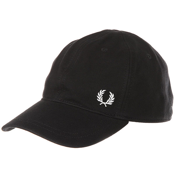 Бейсболка классическая Fred Perry Pique Classic Cap Black mohammad al ubaydli personal health records a guide for clinicians