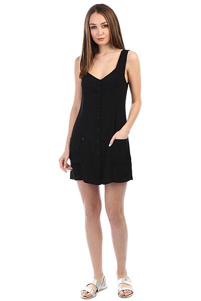 Платье женское Obey Jinx Black