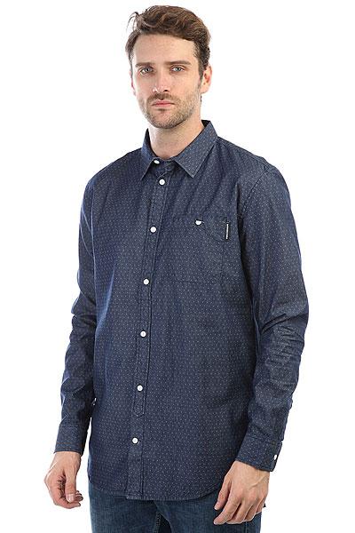 Рубашка DC Swalendalen 2 Indigo Rinse<br><br>Цвет: синий<br>Тип: Рубашка<br>Возраст: Взрослый<br>Пол: Мужской