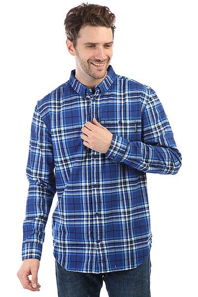 Рубашка в клетку DC Ferry Sodalite Blue<br><br>Цвет: синий<br>Тип: Рубашка в клетку<br>Возраст: Взрослый<br>Пол: Мужской