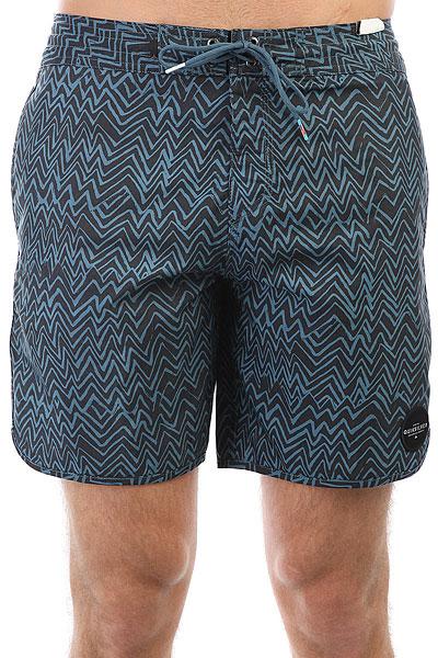 Шорты пляжные Quiksilver Variablebs18 Real Teal шорты пляжные детские quiksilver hightechyth16 real teal