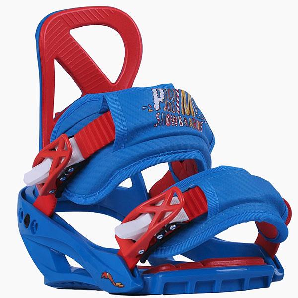 Крепления для сноуборда PRIME Snowboards Magic Blue