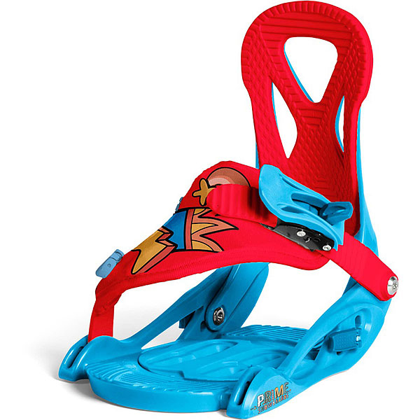 Крепления для сноуборда PRIME Snowboards Play Now Blue