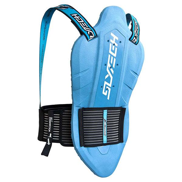 Защита Shred Спинка Защитная Race 2nd Skin™ BlueЗащитная спина из мягкого динамического пластика 2ND SKiN™. Максимально простая и облегченная конструкция для спорта. Пластик 2ND SKiN™ уникален своей способностью мягко амортизировать удары, распределяя энергию по всей плоскости защиты. Этот материал мягок и пластичен в спокойном состоянии, но мгновенно застывает при ударе, благодаря особой моллекулярной структуре.Характеристики:Мягкий динамический пластик 2ND SKiN™.Отстегивающиеся лямки. Эластичный пояс. Предусмотрены крепления пояса к брюкам. Сертификат EN1621- 2 уровень 2.<br><br>Цвет: голубой<br>Тип: Защита<br>Возраст: Взрослый<br>Пол: Мужской