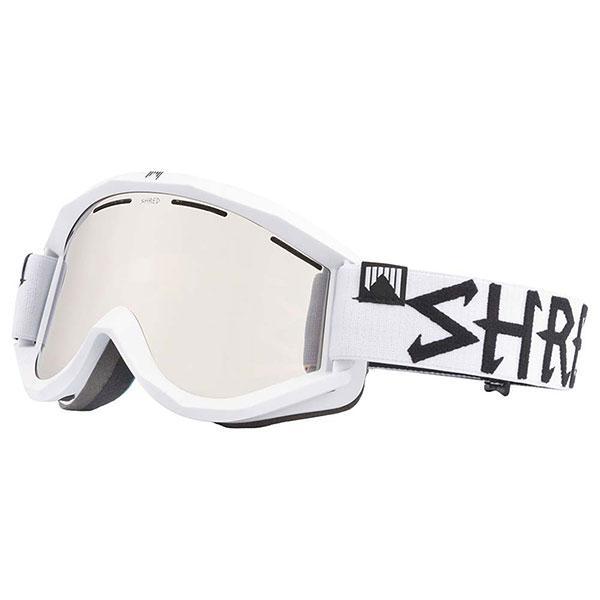 Маска для сноуборда Shred Soaza Bleach White