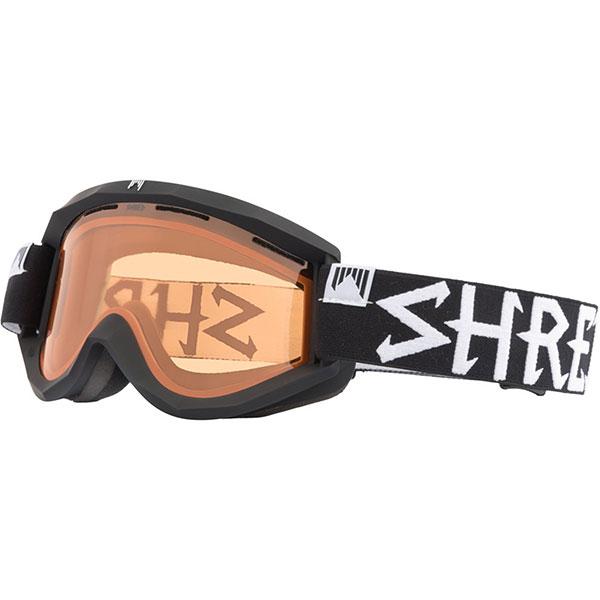 Маска для сноуборда Shred Soaza Eclipse Black