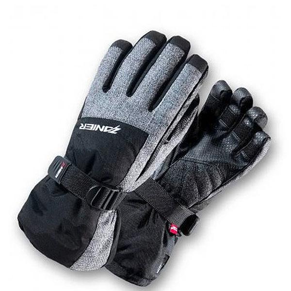 Перчатки сноубордические Zanier Gap.zx Ju 22 Schwarz ju ju be сумка для мамы hobobe black petals