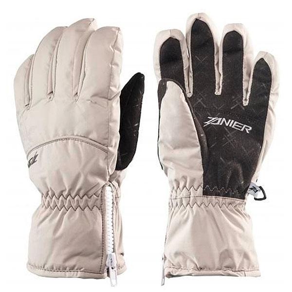 Перчатки сноубордические женские Zanier Scheffau.zx 9100 Silber