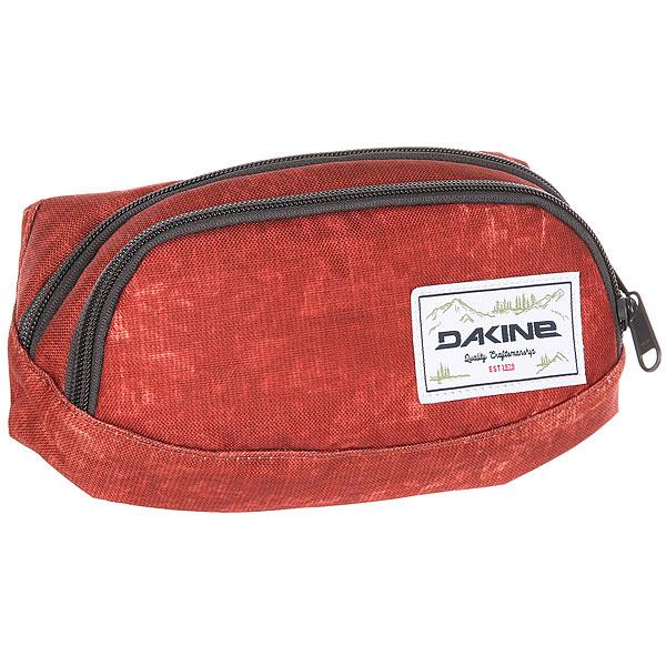 Сумка поясная Dakine Hip Pack Moab<br><br>Цвет: розовый,белый<br>Тип: Сумка поясная<br>Возраст: Взрослый<br>Пол: Мужской