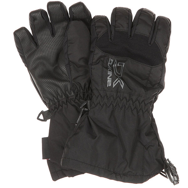 Перчатки детские Dakine Scout Black