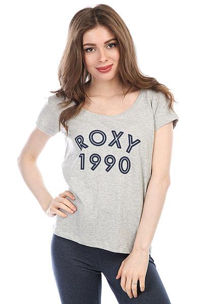Футболка женская Roxy Bobby Heritage Heather