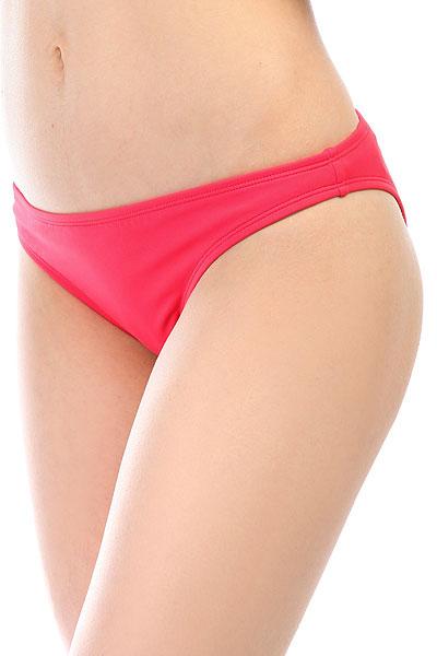 Плавки женские Roxy Ro Es Surf Rouge Red<br><br>Цвет: розовый<br>Тип: Плавки<br>Возраст: Взрослый<br>Пол: Женский