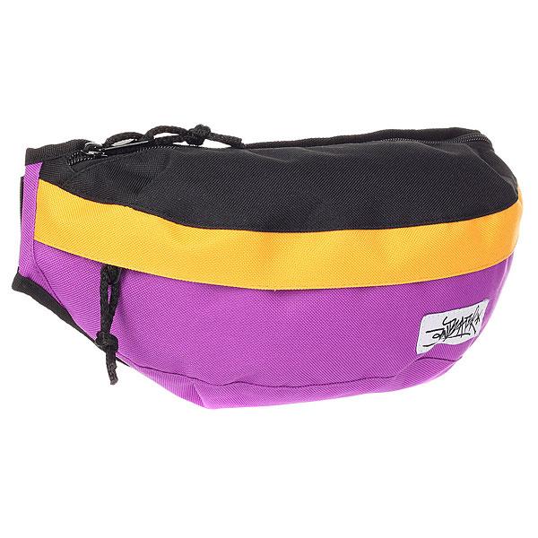 Сумка поясная Anteater Minibag Combo Violet