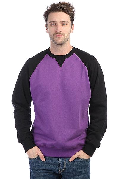 Толстовка свитшот Anteater Crewneck Combo Violet цена