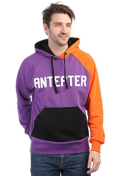 Толстовка классическая Anteater Hoodie Combo Violet цена